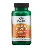 balance b 200 complex swanson