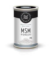 MSM gdje kupiti, cijena, primjena; MSM prah Soul Food