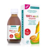 100% multivitamin sirup za djecu Biovitalis - gdje kupiti, cijena, iskustva