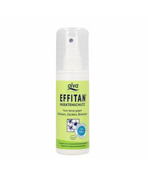effitan sprej repelent - zaštita od insekata - protiv komaraca, krpelja i obada