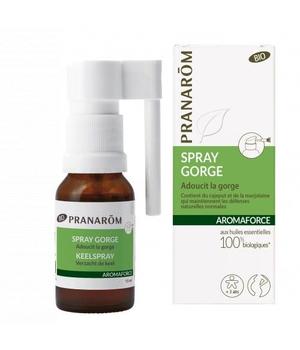 aromaforce sprej za grlo sa eteričnim uljima