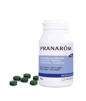 pranarom chlorella tablete