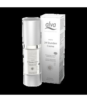 hipoalergena prirodna krema za osjetljivu kožu alva 2 satna krema