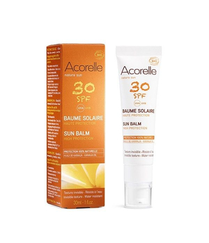 balzam za sunčanje za lice spf 30 acorelle