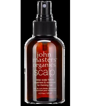 tretman za masažu vlasišta i volumen kose john masters organics