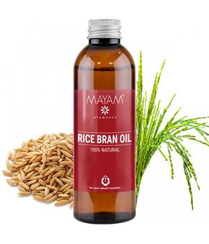 ulje riže za njegu kože