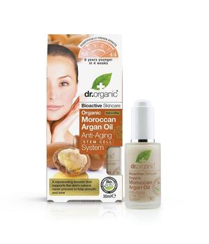 argan anti age serum s matičnim stanicama dr organic