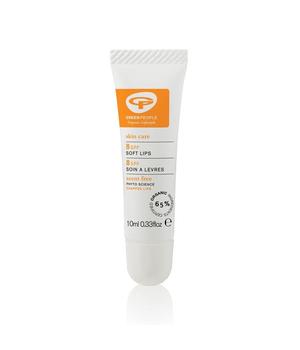 prirodni organski balzam za usne sa zaštitom od sunca