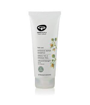 organski šampon za obojenu i suhu kosu