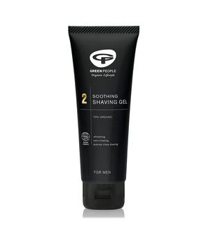 prirodni organski gel za umivanje i brijanje