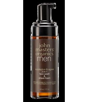pjena za brijanje john masters organics