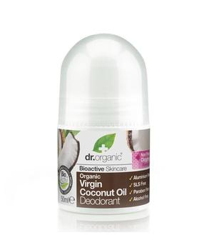kokos dezodorans - virgnin coconut oil dr organic