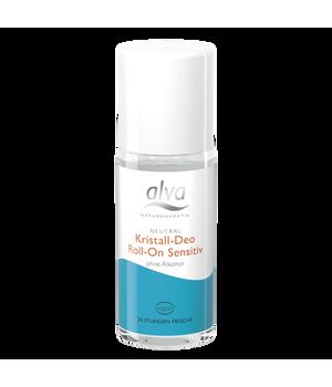alva kristalni dezodorans sensitiv za osjetljivu kožu