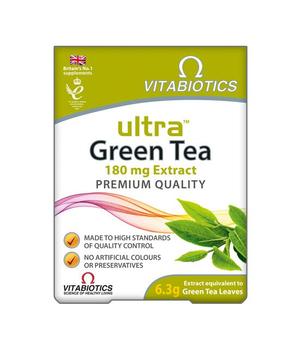 zeleni čaj ekstrakt tablete