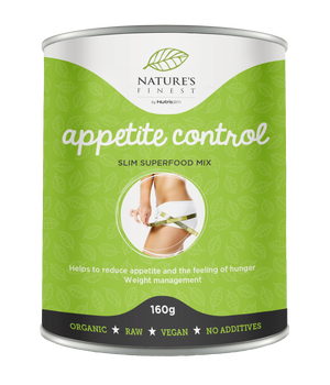 appetite control - superfood mix nutrisslim