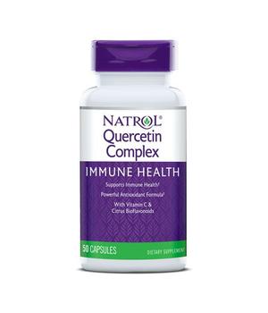 quercetin natrol - pomoć kod alergija