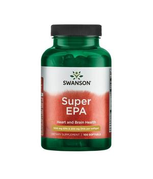 swanson Super EPA Fish Oil riblje ulje u kapsulama