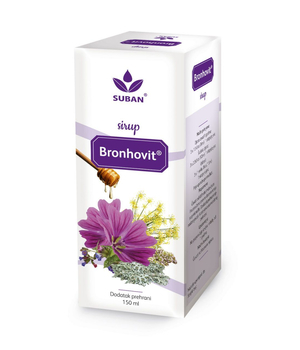 bronhovit sirup pomoć kod prehlade, kašlja, upale sinusa