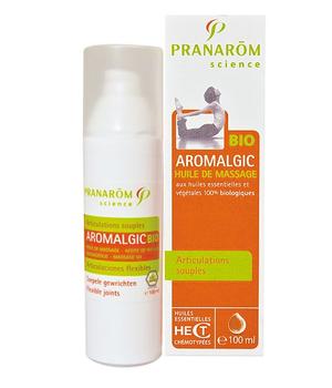 za fleksibilnost zglobova aromalgic ulje