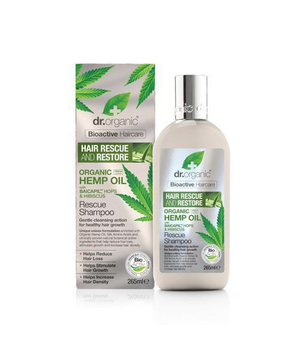 dr organic konoplja šampon protiv ispadanja kose