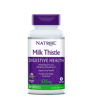 natrol milk thistle - sikavica (silimarin) za zdravlje jetre