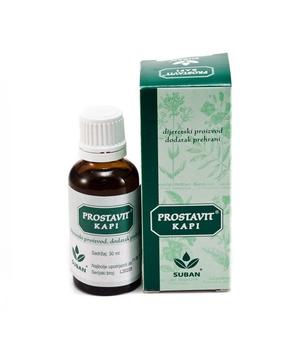 prostavit kapi - ljekovito bilje za zdravlje prostate