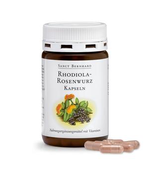 rodiola - rhodiola kapsule, tablete