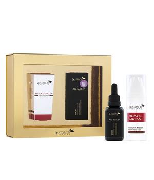 dr stribor poklon paket krema ruža i argan + serum ag-au/cp