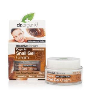 krema od puževe sluzi - snail gel krema dr organic