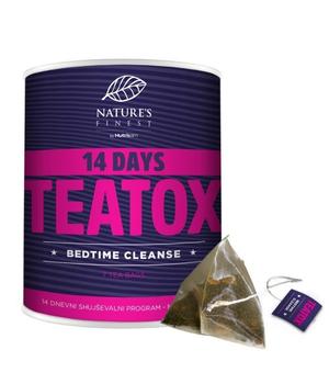 teatox čaj za noćni detox i mršavljenje