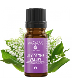 prirodni kozmetički miris lily od the valley - đurđica