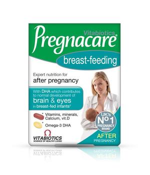 pregnacare breast feeding formula za dojilje