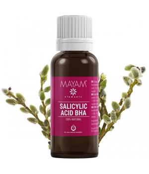 Salicilna kiselina Acidum salicylicum kozmetička sirovina