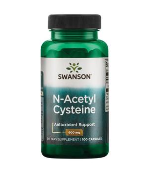 NAC (N-Acetyl-Cysteine) kapsule Swanson