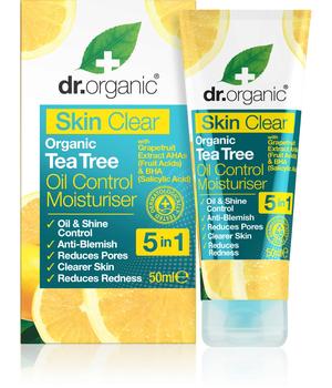 dr. organic skin clear krema za regulaciju sebuma