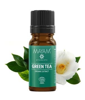 ekstrakt zelenog čaja za izradu kozmetike