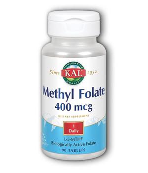 methyl folate tablete kal