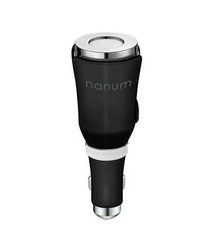 usb + difuzer za automobile crni, nanum tulip