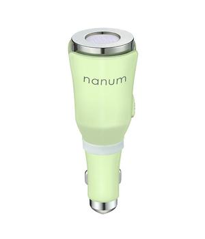 usb + difuzer za automobile zeleni - tulip nanum