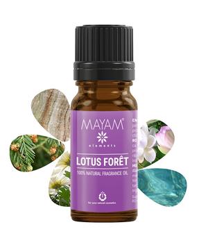 prirodni kozmetički miris Lotus Forêt