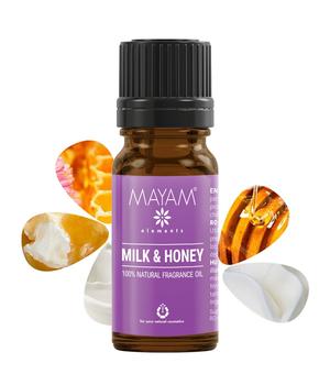 prirodno mirisno ulje za kozmetiku med i mlijeko