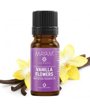 prirodni kozmetički miris vanilija