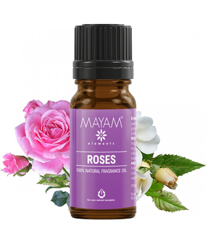 prirodni kozmetički miris ruža