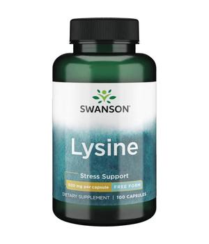 l lizin - swanson free form l-lysine