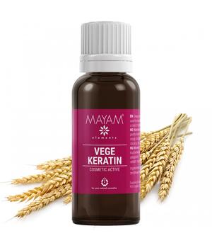 vege keratin (protein pšenice)