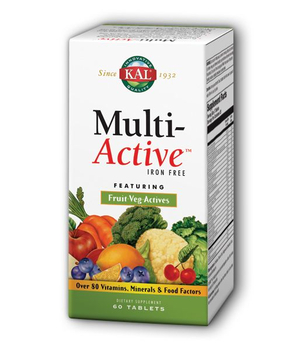 Multi-Active KAL multivitamini i minerali
