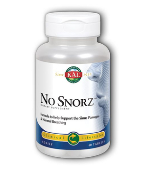 no snorz tablete KAL - za lakše disanje