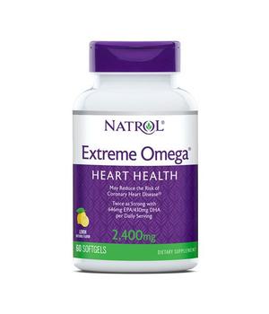 extreme omega 3 natrol kapsule