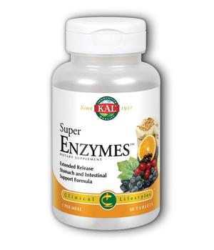 enzim kapsule kal Super Enzymes