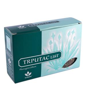 trputac list - čaj za pomoć kod kašlja